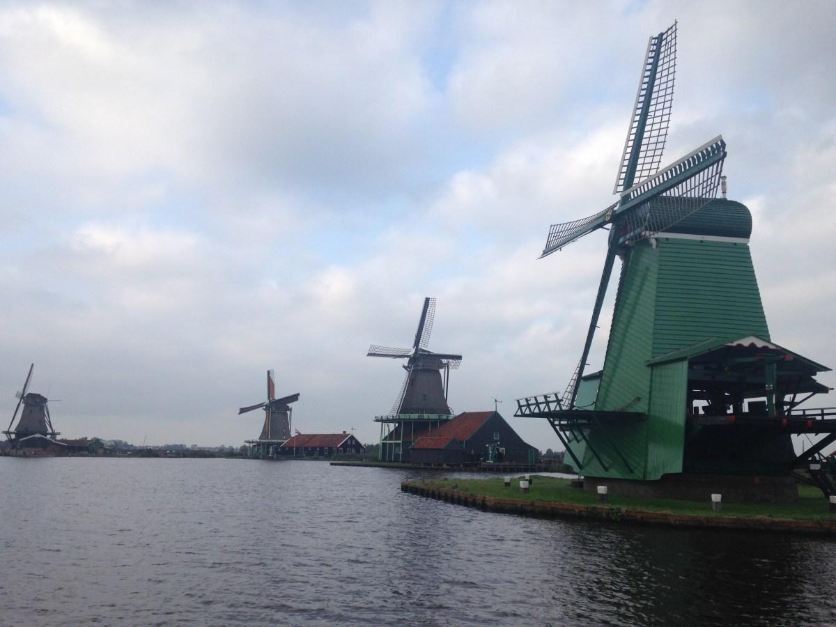 ¿Qué visitar en los alrededores de Amsterdam?