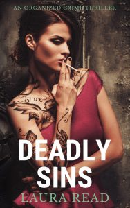 Deadly Sins - book cover design