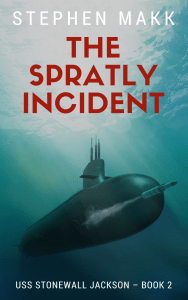 The Spratly Incident - cover