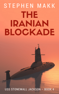 The Iranian Blockade - cover
