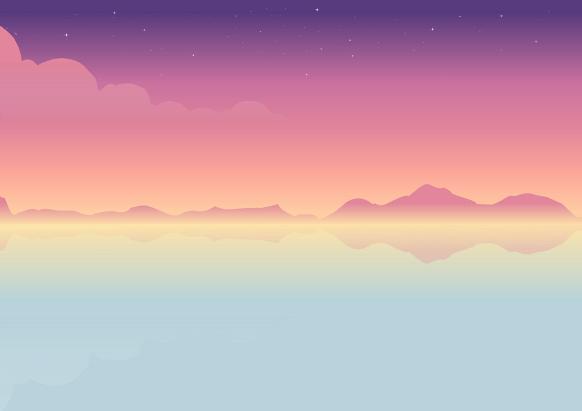 sunsetwater_pastelpad