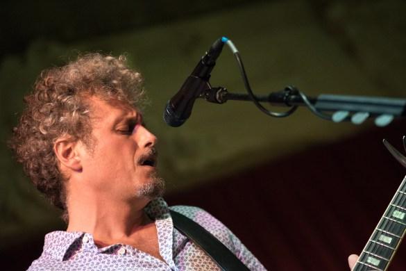 Fabi Silvestri Gazzè live at Bush Hall, London 02/10/2014