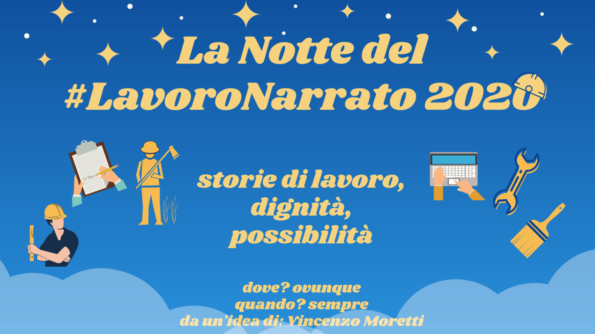 Copy of #lavoronarrato
