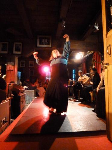 Tampereen flamencoviikko 2012