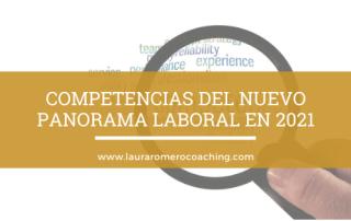 competencias nuevo panorama laboral 2021