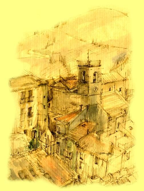 Bonefro centre historique