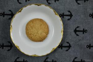Weiße Cocos Cookies