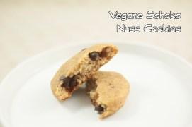 Vegane Schoko Nuss Cookies