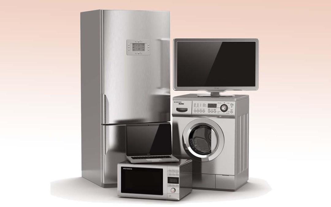 Elettrodomestici nella tua casa per vacanze