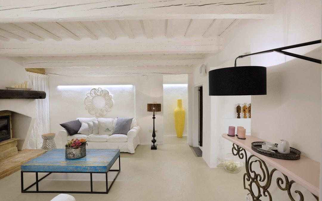 Come si decora una casa per vacanze?