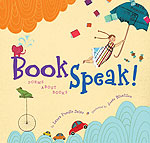 BookSpeak! Poems About Books, poetry books for kids