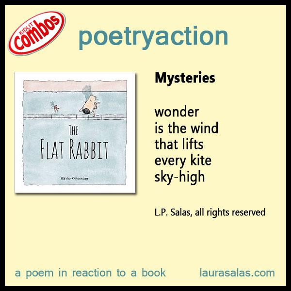 Poetryaction for The Flat Rabbit