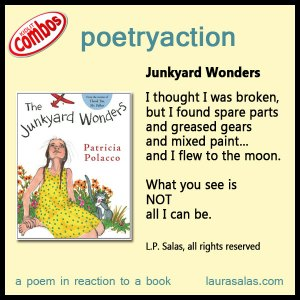 poetryaction for Junkyard Wonders