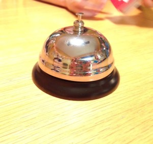 Bell [15 words or less poems]