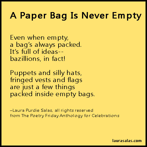 A Paper Bag Is Never Empty