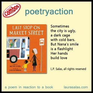 A Poetryaction for Poetry Friday