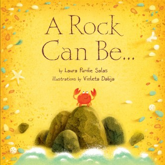 A Rock Can Be... - cover - hi-res