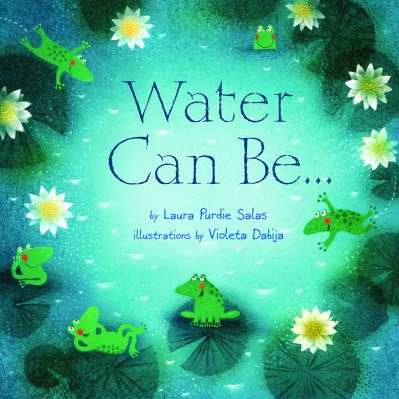 Water Can Be... - cover - hi-res