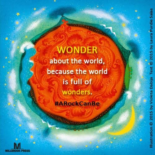 wonder about the world