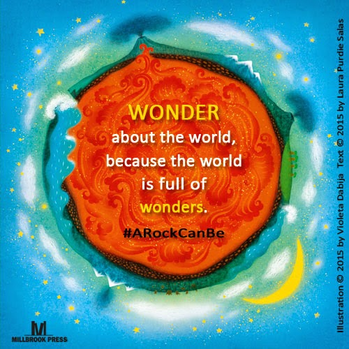 wonder about the world