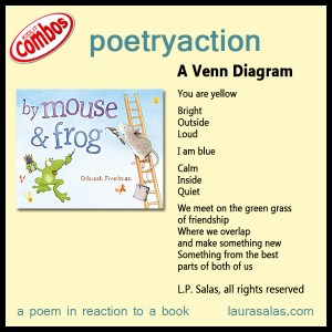 Poetryaction and Bookalikes for By Mouse & Frog