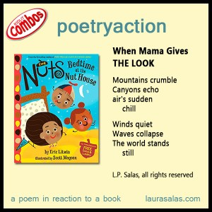 Poetryaction for Bedtime at the Nut House