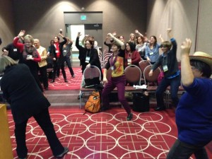 Getting Into the Poem at NCTE 2015