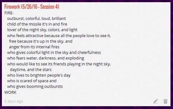 group poem