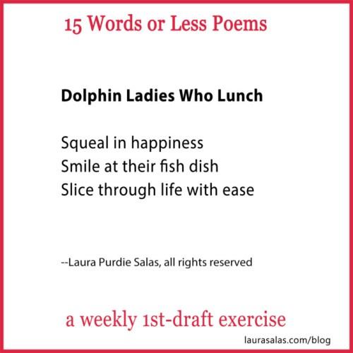 dolphin ladies 15wol