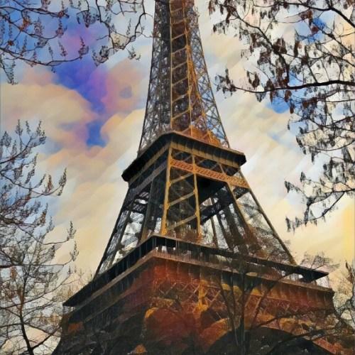 eiffel tower 15wol