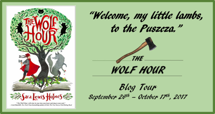 Wolf Hour Blog Tour tag
