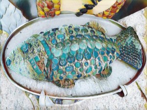 Jeweled Fish