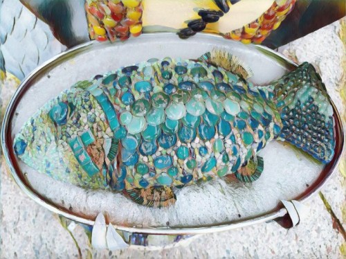 Jeweled Fish