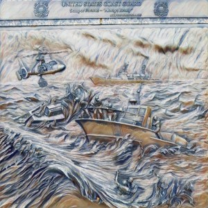Coast Guard Monument