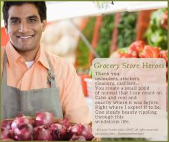 Grocery Store Heroes