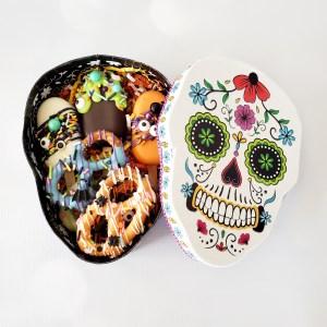Skull gift box 1
