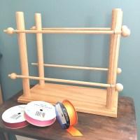 Operation Organization: Handmade Ribbon Holder