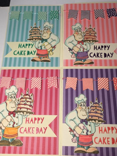 baking brian digi stamp birthday card