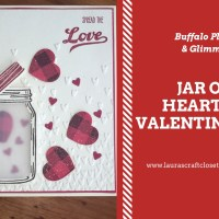 Spread the Jar of Love Valentine Card!