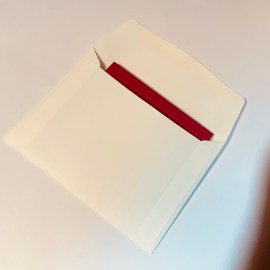 Tent fold card fits in A2 envelope