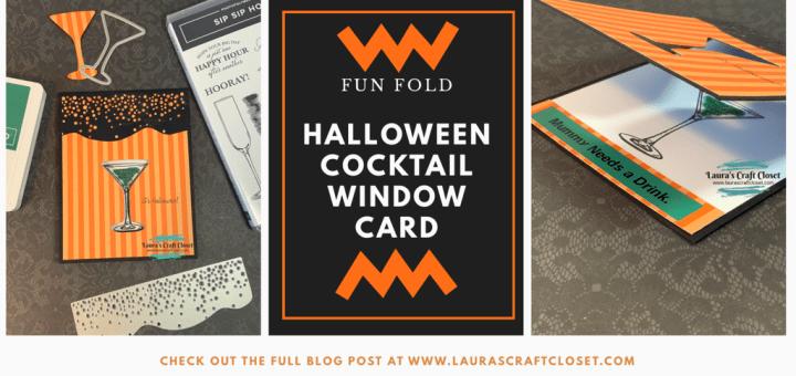 halloween cocktail window card twitter