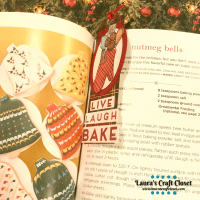 Recipe Bookmark for Baking