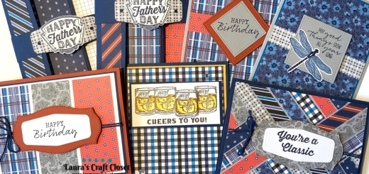 Well Suited Designer Series Paper Projects Create with DSP