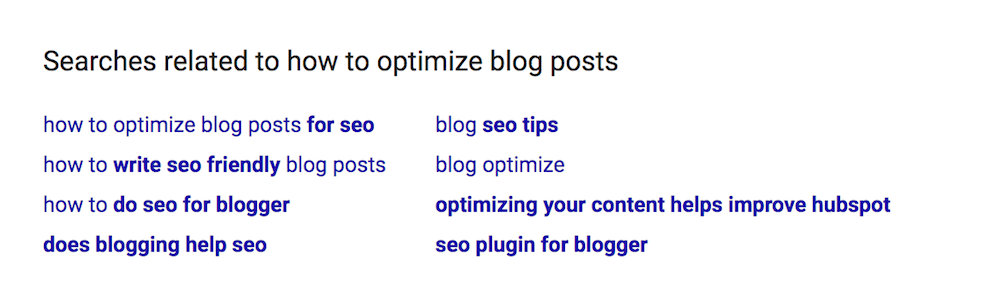 How To Easily Optimize Blog Posts For Google Search • Laura
