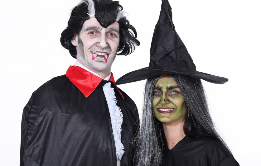 12 Cute Couples Costumes For Halloween