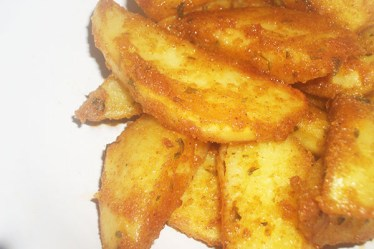 gluten free potato wedges