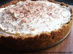 Gluten Free Banoffee Pie