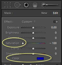 Settings to Replace Color
