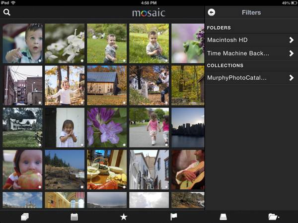 Mosaic-iPad-Folders-and-Collections