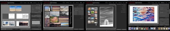 Lightroom 5 Book, Print, Web, Slideshow Tutorials